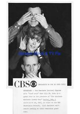 JILL ST. JOHN, TOM AND DICK SMOTHERS ORIGINAL TV Photo SMOTHERS BROTHERS COMEDY