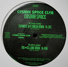 "12"" FR ** Cosmik Space Club-Cosmik Space (Land of Oz' 93) *** 20161"