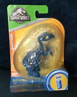 "Jurassic World Dinosaur Egg Imaginext - ""Blue"" Raptor From Fisher Price - NIP"