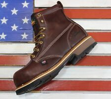 "Thorogood American Heritage 6"" Composite Emperor Toe Boots 804-4367 FACT 2nd USA"