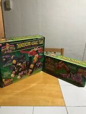 Bandai Power Rangers Thunder Megazord! Excel. Cond.! 90% Complete! In Box!