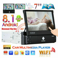 Android8.1 Autoradio 1Din 7'' Touchscreen Auto Multimedia Player GPS WIFI USB FM