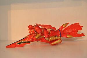 Power Rangers Mystic force mystic red racer mystic speeder bundle complete 2005