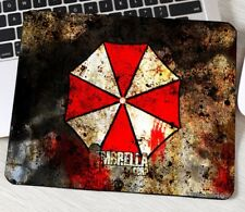 Resident Evil game Umbrella Gaming antislip PC laptop mouse mat pad 2