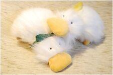 Schnittmuster für Kuscheltier Ente Donald u. Duckmar  v. Meyenbären, 25 - 30 cm