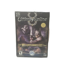Ultima Online: Age of Shadows (Pc, 2003) Online Pc Cd-Rom Sealed Damaged Box