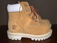 Toddler Timberland 6� Premium Waterproof Boots - Wheat Nubuck - Size 6