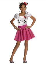 Child Hello Kitty Halloween Costume Girls Small 4-6