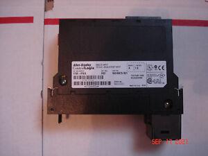 Allen-Bradley ControlLogix 1756-IF8 /A Analog Input 8 Point I/O Module Tested