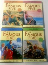 The Famous Five Hike Together Get Into Trouble Adven Enid Blyton Paperback 1997