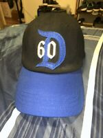 DISNEYLAND DIAMOND CELEBRATION D60 60TH ANNIVERSARY BASEBALL CAP HAT