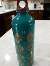 Pioneer woman patchwork hydration bottle stainless steel  Water bottle metal