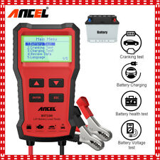 12V 2000CCA Car Battery Test Automotive Charging Diagnostic Tools BST100 Ancel