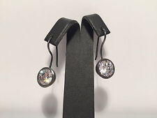New - Pendientes EarRings - Silver & Zircons - Plata & Circonitas