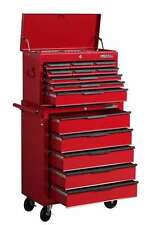 Tool Chest 14 Drawer Combination Unit Hilka Professional