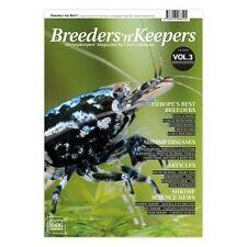 BREEDERS N KEEPERS Magazine Vol 3 Chris Lukhaup Dennerle Freshwater Shrimpkeeper