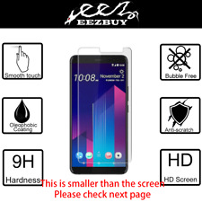 Premium Real Tempered Glass Screen Protector Film For HTC U11 Plus