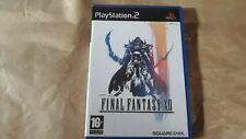 FINAL FANTASY XII PLAYSTATION 2 PS2 - PAL ESPAÑA