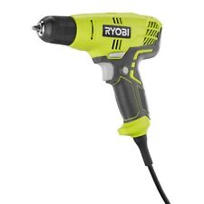 Ryobi ZRD43K 5.5 Corded 3/8 Inch Variable Speed Compact Drill/Driver