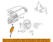 AUDI OEM 01-06 TT Quattro-Side Air Bag Right 8N0880242L23L