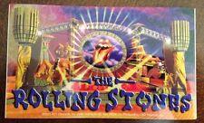 "ROLLING STONES Sticker 5""x3 1/4"""