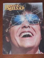 1975 Blind Country Singer Ronnie Milsap Pictorial Souvenir SIGNED Program