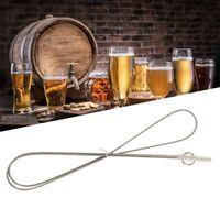 Homebrew Beer Tap Faucet Brush Keg Hardware Tube Pipe Cleaning Cleaner Brush