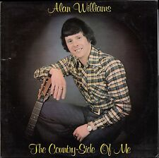 ALAN WILLIAMS - THE COUNTRY-SIDE OF ME - LP - Tank Records - BSS.128.LP