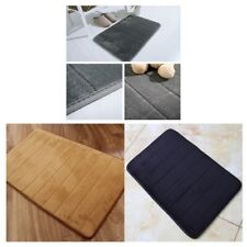 Bathroom Mat Non Slip Bath Mat Memory Foam Bathroom Carpet Absorbent Decor