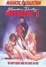 Slumber Party Massacre 2 (DVD, 2002) New