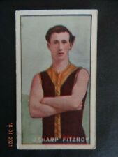 "JAMES SHARP- ( FITZROY )-1906/07  Sniders & Abrahams Series ""C"" - VERY GOOD PLUS"