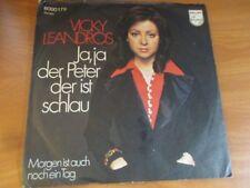 70er Jahre - Vicky Leandros - Ja ja der Peter der ist schlau