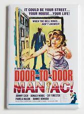 Door to Door Maniac FRIDGE MAGNET (2 x 3 inches) movie poster johnny cash