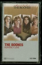 The Boones Heavenly Love USA Cassette Tape Boone Girls Christian CCM Gospel