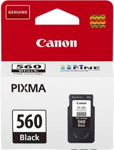 Original Canon Tintenpatrone Schwarz PG-560 3713C001