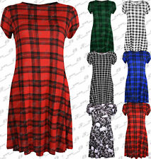 Women's Short/Mini Casual Plus Size Tunics