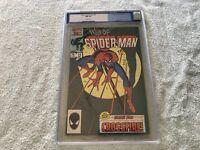 WEB OF SPIDER-MAN 14 Graded 9.4 CGC Marvel comic book