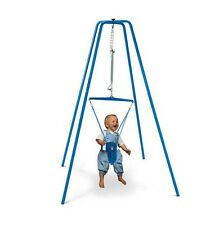 Baby Jumping Bouncing Play Exerciser Fun Swing Activity Entertainer Port-A-Stand