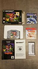 Nintendo 64 game - Banjo-Kazooie - boxed and in mint condition