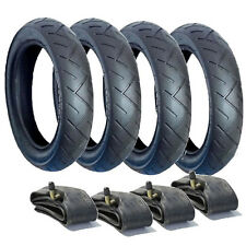SET OF  TYRES FOR MUTSY PUSHCHAIRS 4 Tyres plus 4 Tubes