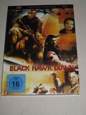 Black Hawk Down (2002) - Mediabook - Blu-ray + DVD - New & Sealed