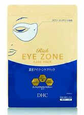 DHC Rich Eye Zone Care Pack, 6 applications OPEN BOX (NEW)