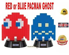 PAC MAN Nuit Lampe Clignotant/turn to Blue Ghost Icône Lumière DEL Mini Nuit Lampe