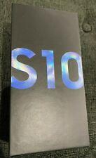 SAMSUNG GALAXY S10 SM-G973U 128GB  (U.S. Warranty), Prism Blue UNLOCKED