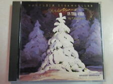 MANNHEIM STEAMROLLER CHRISTMAS IN THE AIRE BY CHIP DAVIS 12 TRK CD AG-1995-2 VG