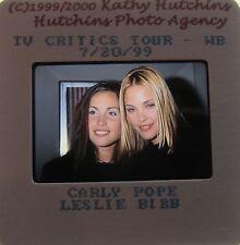 CARLY POPE LISA BIBB Popular 1999 Actress ORIGINAL SLIDE 2