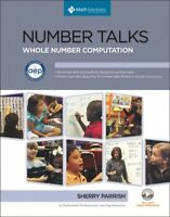 Number Talks : Whole Number Computation, Paperback by Parrish, Sherry, Brand ...