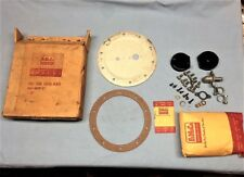 NOS 1958-59-60 FORD TRUCK F750-F1100 FUEL TANK COVER PLATE PART #B8TZ-9A9090-A