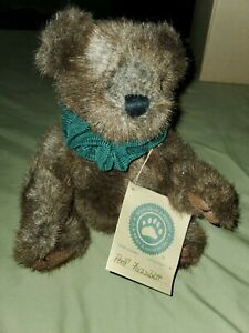"""Boyds Bears Collection 10"""" Poof Fuzzibutt"""