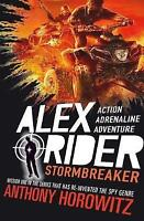 Stormbreaker (Alex Rider) by Horowitz, Anthony Book